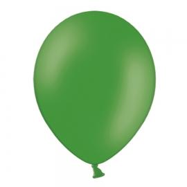 Pack de 10 Globos Verde Esmeralda Pastel 30 cm