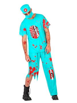 Disfraz Doctor Zombie Adulto