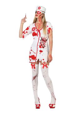 Disfraz Enfermera Sangrienta