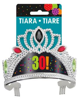30 Cumpleaños Tiara