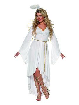 Disfraz Mujer Ángel Adulto