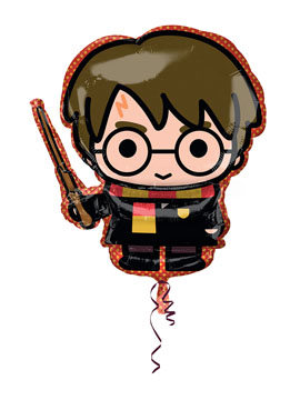 Globo Foil Harry Potter 78 cm