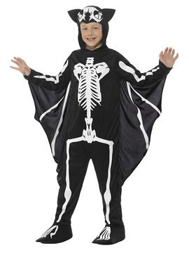 Disfraz Esqueleto Murciélago Infantil