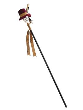 Bastón Brujo Vudú 112 cm