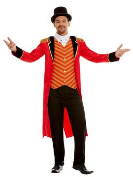 Disfraz Hombre Director de Circo Adulto