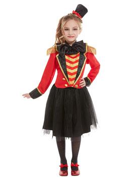Disfraz Niña Directora de Circo Infantil
