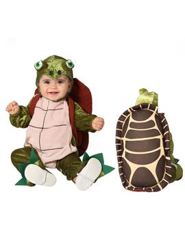 Disfraz Tortuga Unisex Bebé