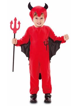Disfraz Demonio Rojo Infantil