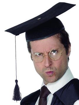 Birrete con Borla Graduado