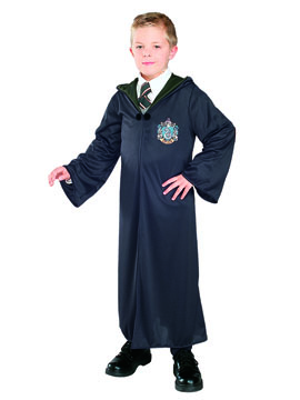 Túnica Harry Potter Slytherin Infantil