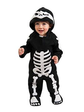 Disfraz Esqueleto Bebé