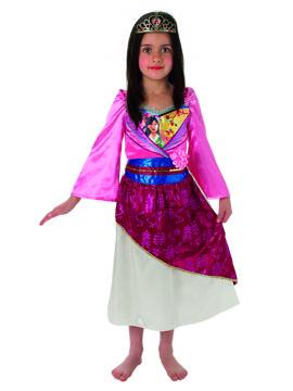 Disfraz Mulan Infantil