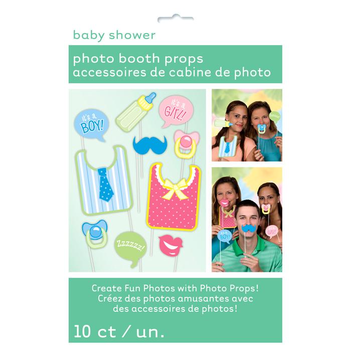 Accesorios para Photocall Baby Shower