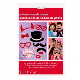 Accesorios para Photocall San Valentín