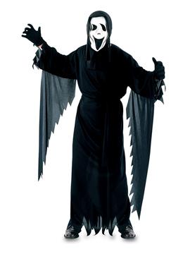 Disfraz Asesino Fantasma Adulto