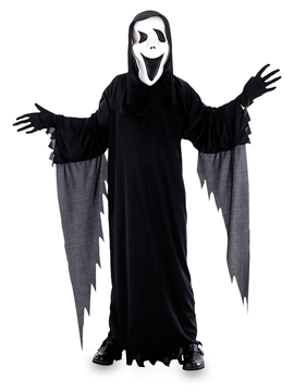 Disfraz Asesino Fantasma Infantil