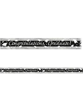 Bandera Decorativa Graduación