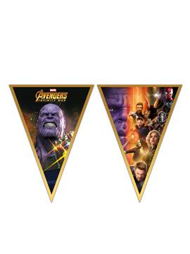 Banderín Vengadores