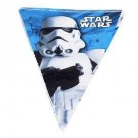 Banderines Star Wars - Miles de Fiestas
