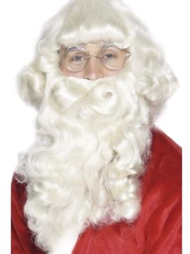 Barba y Peluca Papá Noel