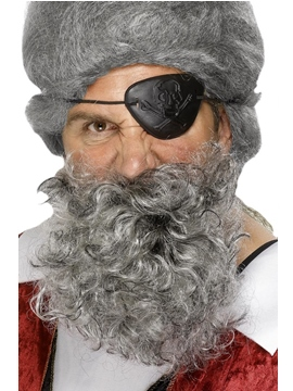 Barba de Pirata Deluxe