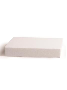 Corcho cuadrado para tartas de chuches 25x5