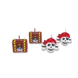 Velas piratas