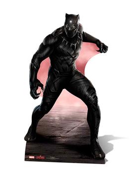 Decoración Photocall Black Panther 177 cm