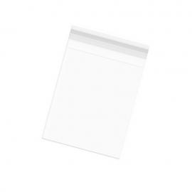 Bolsas Celofán con Solapa Adhesiva (8 x 12 cm) 100 uds
