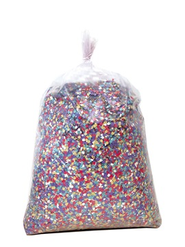 Bolsa de Confetti Arcoiris 10 Kg