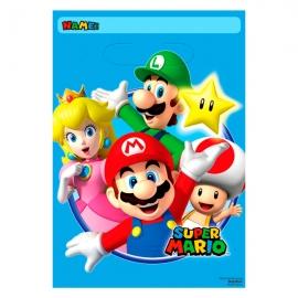 Bolsas para Chuches Super Mario