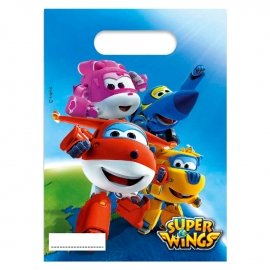 Bolsas para Chuches Super Wings