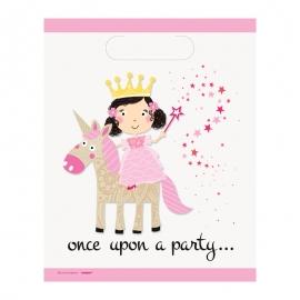 Bolsas para Dulces Princesa y Unicornio