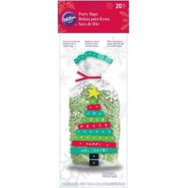 Bolsas para dulces Árbol de Navidad