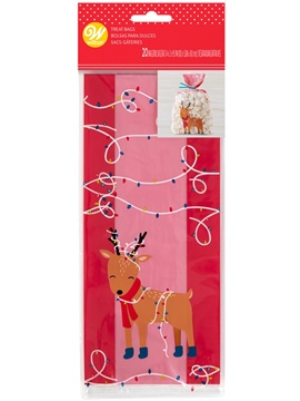 Bolsas para regalo Dulces Navidades