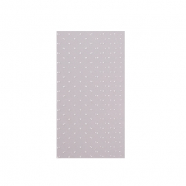 Bolsas Transparentes con Lunares Blancos 20 x 7 cm - Miles de Fiestas