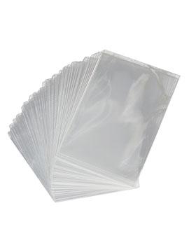Bolsas Celofán Transparentes (10 x 20 cm) 100 uds