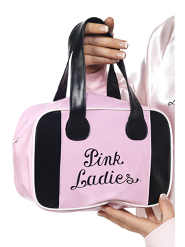 Bolso Pink Ladies Grease