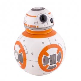 Bote de Cerámica para Galletas Star Wars BB-8 - Miles de Fiestas