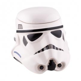 Bote de Cerámica para Galletas Star Wars Soldado Imperial - Miles de Fiestas