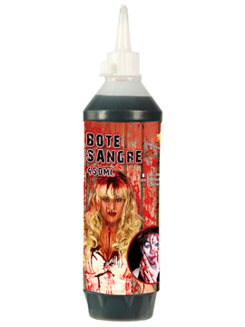 Botella Sangre 450 ml High Quality
