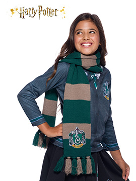 Bufanda Harry Potter Slytherin Deluxe