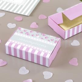 Pack de 10 cajas para dulces Frills & Spills