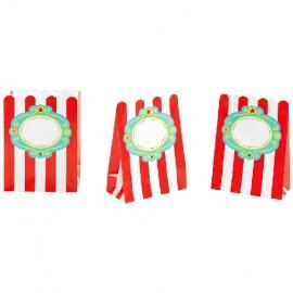 Cajitas para dulces Circo
