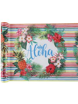 Camino de Mesa Fiesta Aloha 5 metros