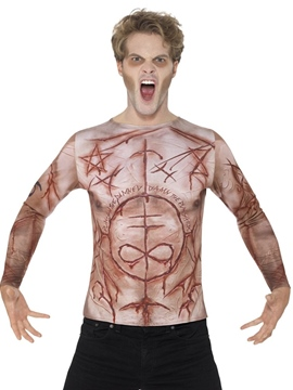 Camiseta Piel Mutilada Adulto