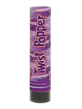 Cañón de Confeti Twist Popper 20 cm
