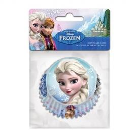 Cápsula cupcake Frozen