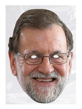 Careta Mariano Rajoy