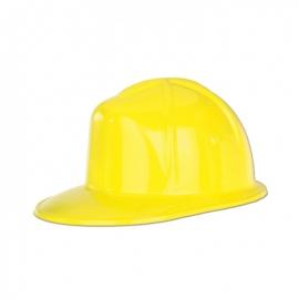 Casco de Construcción Amarillo